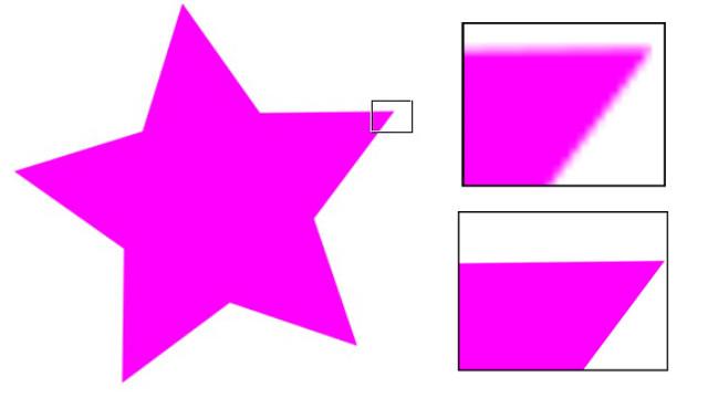 Qual a diferença entre bitmaps e vetores