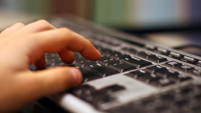 Curso de digitação rápida – Segundo método