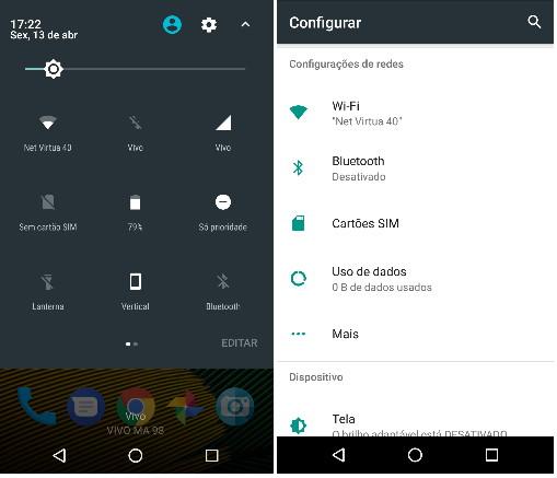 Como desbloquear a entrada do SIM no Android