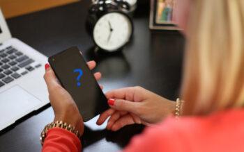 O que fazer quando um aplicativo estiver travando?